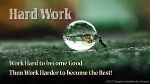 Hardwork = money