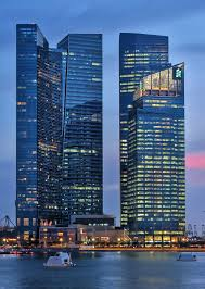 Singapore as financial centre