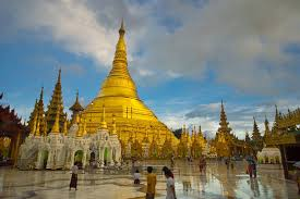 Myanmar a land eager to get rich