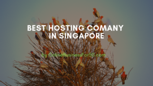 Best Hosting Company in Singapore