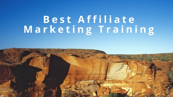 Best Affiliate Marketing Training