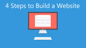 4 steps to build your business website