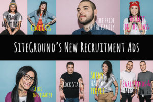 Friendly dedicated staffs at SiteGround Hosting