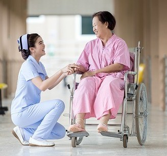 Products for caring the seniors